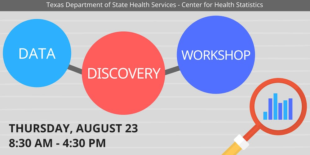 Data Discovery Workshop Tickets Thu Aug 23 2018 At 830 Am