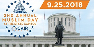 CAIR-Ohio 2nd Annual Muslim Day at the State Capitol