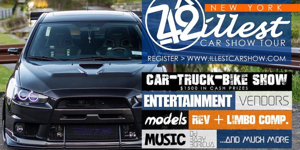 NEW YORK illest Car Show & Car Meet Tickets, Sat, Jun 30, 2018 at 12 ...