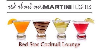 Martini Flight Karaoke Sundays