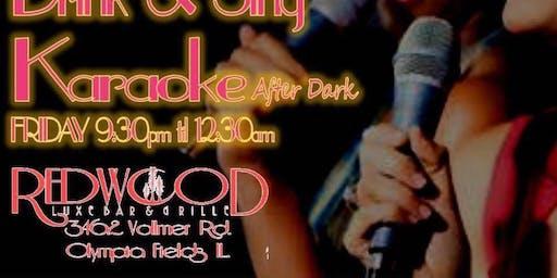 Karaoke Fridays at Redwood