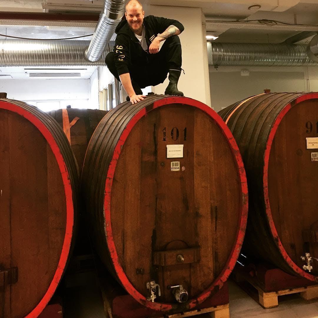 Amund Polden Arnesen: Raw Beer brewing