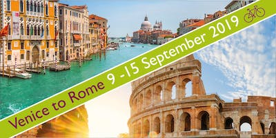 Venice to Rome Cycle Challenge