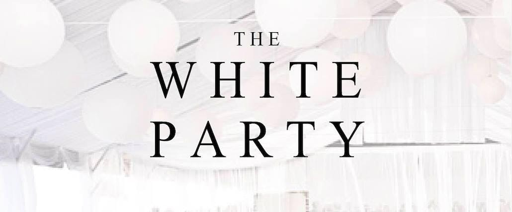 WHITE PARTY   Rooftop La Gare Hotel Milano -