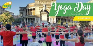 Yoga Day a Palermo