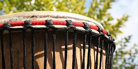 Hadlow Djembe Drumming Workshops tickets