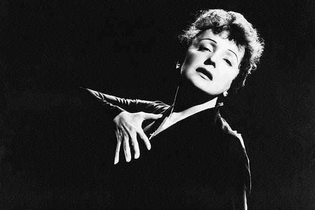 Edith Piaf French Chanson &amp Jazz With Stefania Salvador