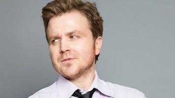 Comedian Gareth Reynolds