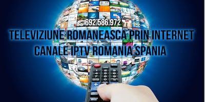 IPTV Romania - Canale Tv Romanesti prin Internet