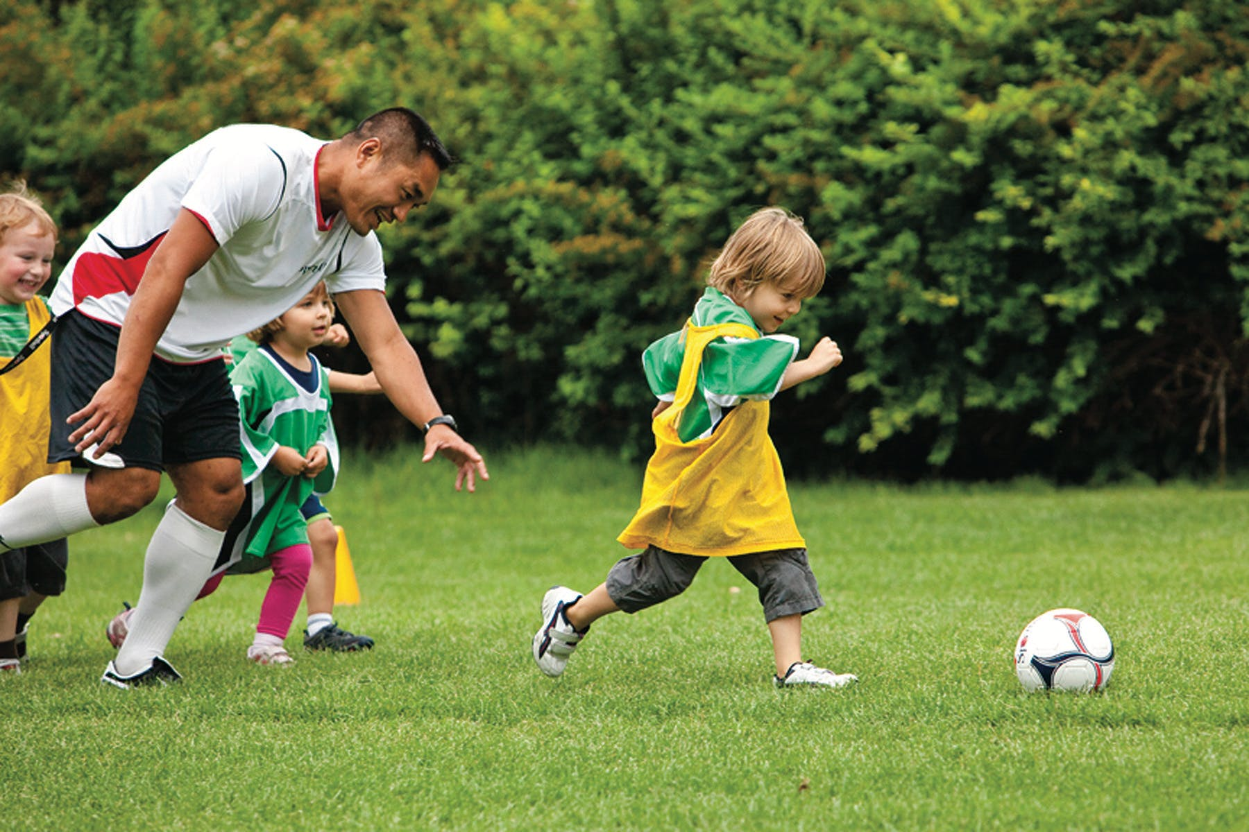 Multi Sport Camp for Children ages 3-8 June 2
