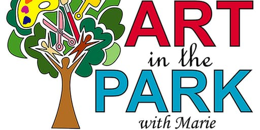 Art in the Park with Marie