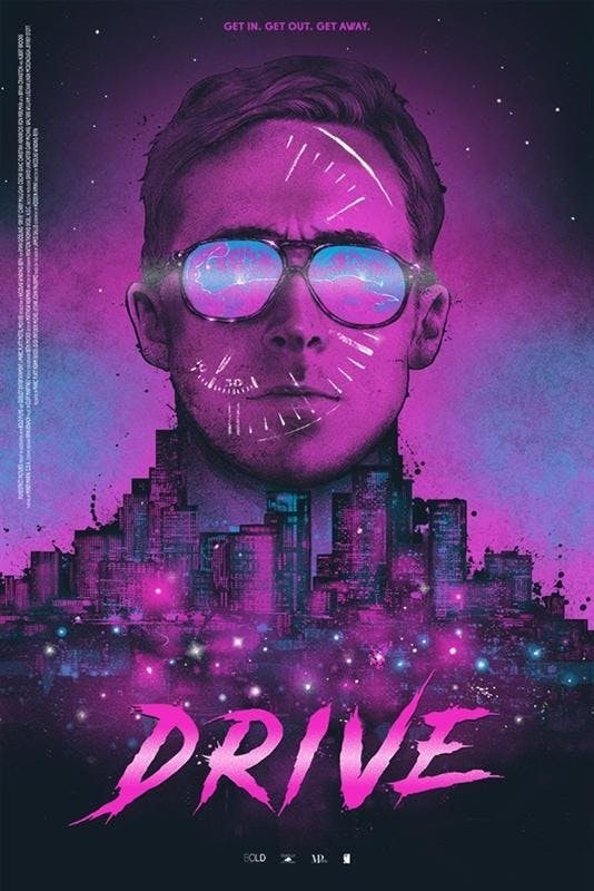 Melrose Rooftop Theatre Presents - Drive