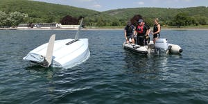 RYA Safety Boat Course