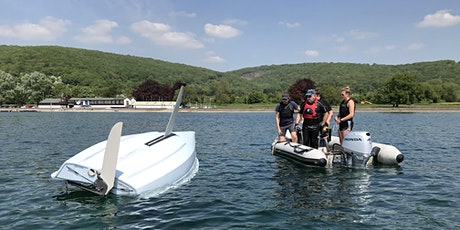RYA Safety Boat Course - Register Interest tickets