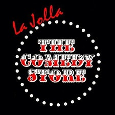 The Comedy Store - La Jolla logo