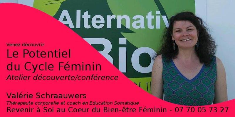 bien-être féminin Noirmoutier - valérie Schraauwers