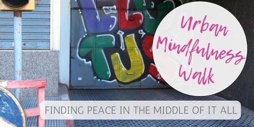 Urban mindfulness walk Palma