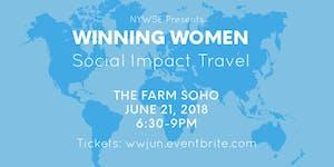 Winning Women: Social Impact Travel