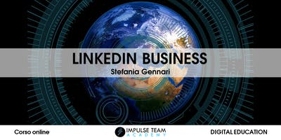 Corso online LINKEDIN BUSINESS