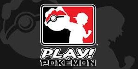 Pokemon TCG Tournament tickets