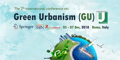 The 2nd international conference on Green Urbanism