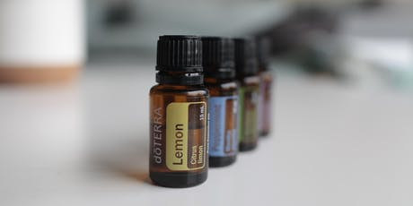 Intro to Essential Oils - Natures Solutions for healthy empowered living tickets