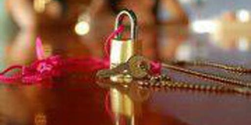 original dating lock and key party