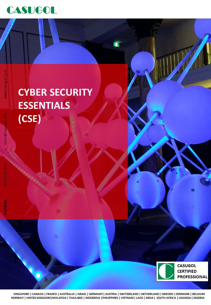 Cyber Security Essentials Cse Certification Singapore 12 Jun 2018