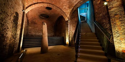 Tour in English - Bosca Underground Cathedrals on Sunday 22nd July 2018 12:20 pm