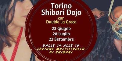 Torino Shibari Dojo - lezione di shibari e bondage multilivello - 22 Settembre
