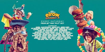 Closing party elrow Ibiza TEST EVENT