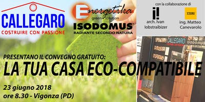 La tua casa eco-compatibile