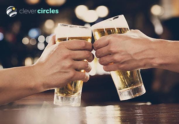 Clever-Bier: der Crashkurs für clevercircles zum Feierabend