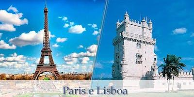 Runner Trip | 21k Paris + 21k Lisboa - 2019