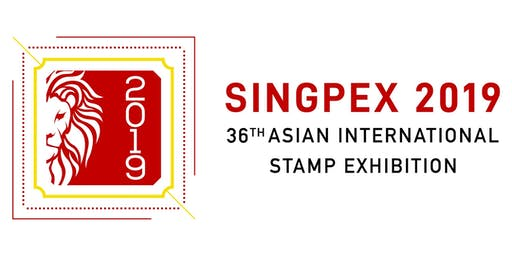 SINGPEX2019 36th Asian International Stamp Exhibition