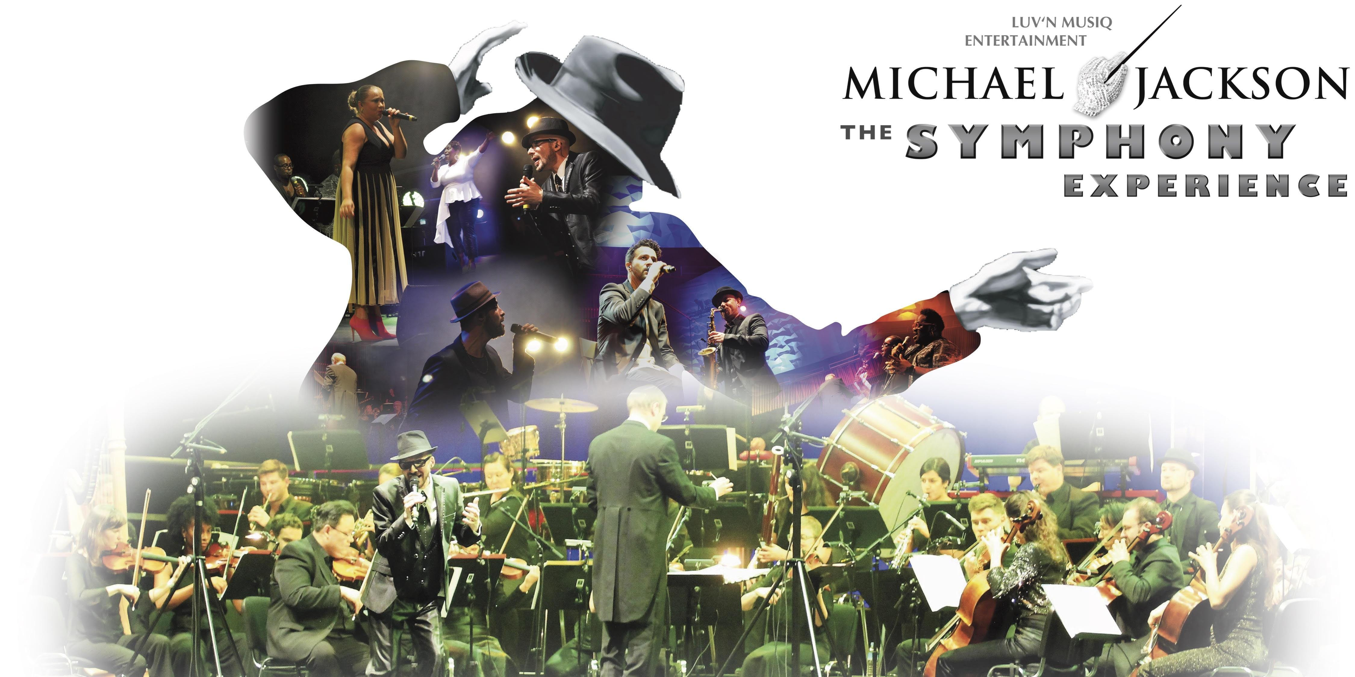 Michael Jackson The Symphony Experience 60th Berlin 031218