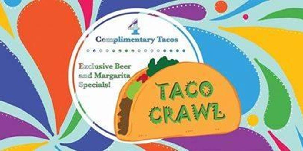 The Taco Crawl Columbia Sc Tickets Sat Aug 25 2018