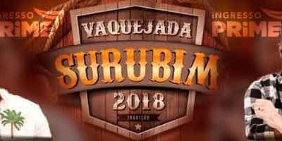 VAQUEJADA DE SURUBIM 2018