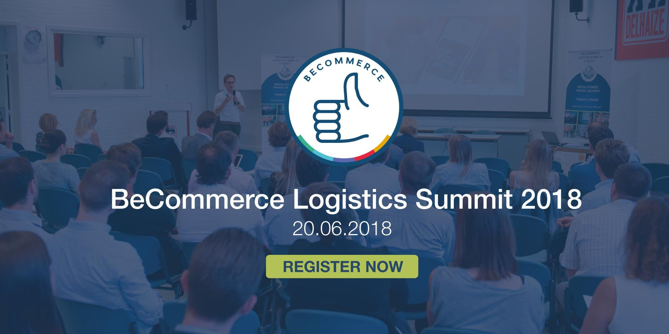 BECOMMERCE LOGISTICS SUMMIT #5 -  GROWTH IN E
