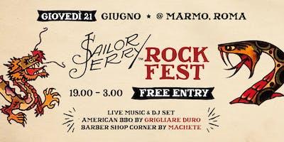 Sailor Jerry Rock Fest