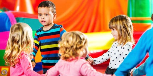 Dance 411: Early Childhood - Creative Movement (18mos - 3yrs); Tuesday, Thursday, Saturday