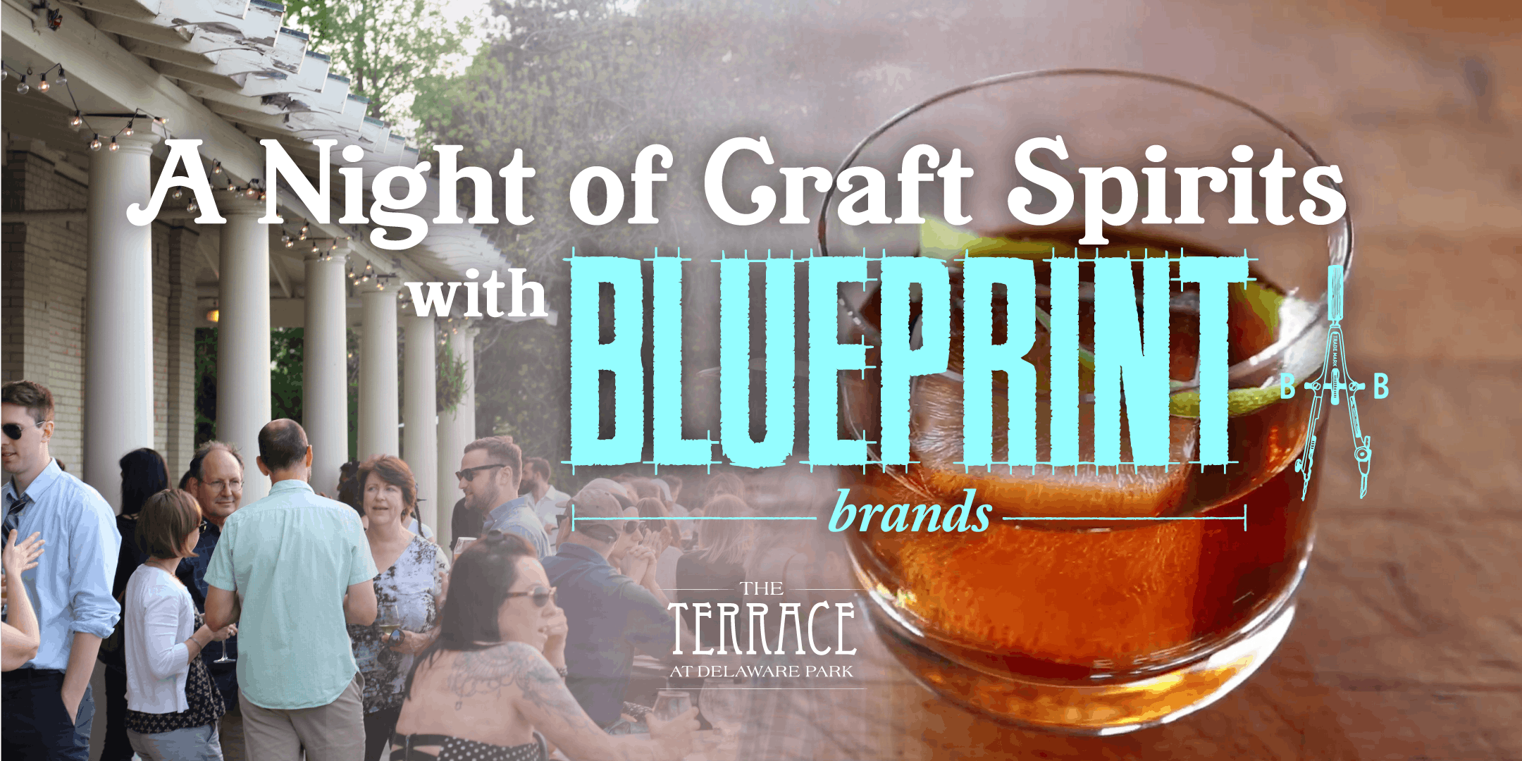 Austin events in buffalo today and upcoming austin events in buffalo a night of craft spirits with blueprint brands at the terrace malvernweather Image collections