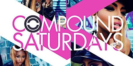 Compound Saturdays tickets