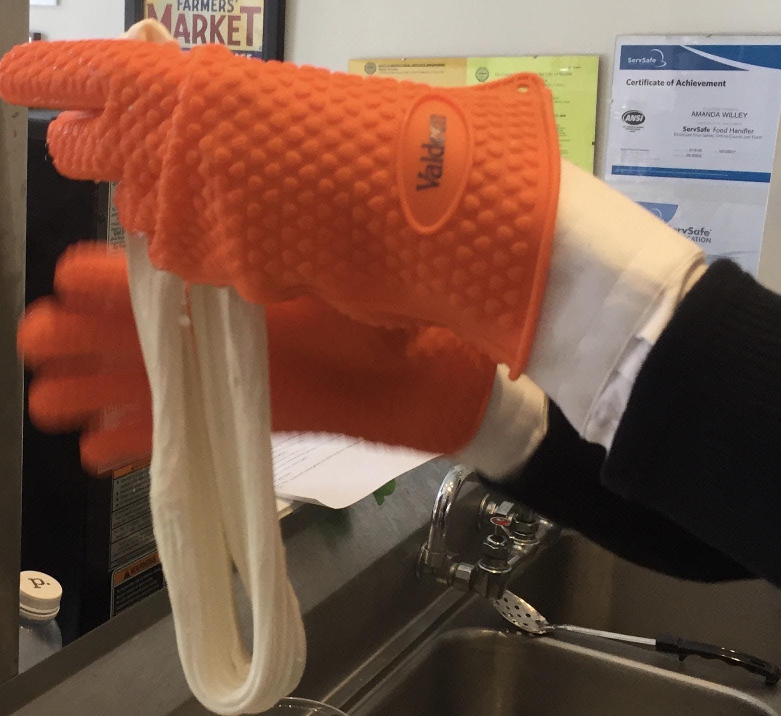 Hands On Mozzarella Making Class