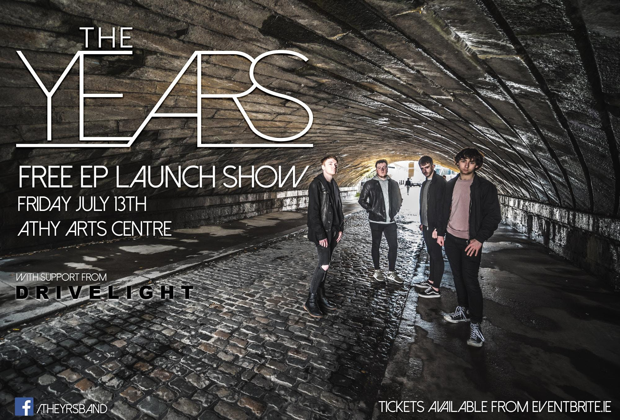 The Years EP Launch