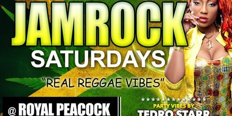 Jamrock Saturdays tickets