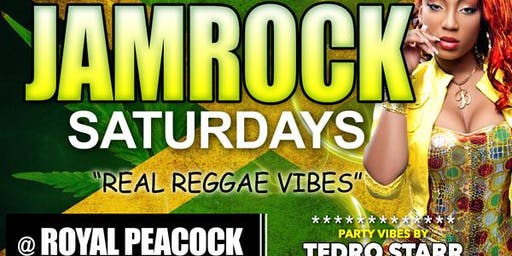 Jamrock Saturdays