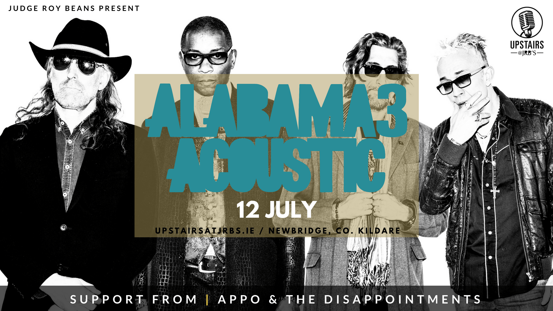 ALABAMA 3 ACOUSTIC