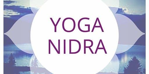 Yoga Nidra class