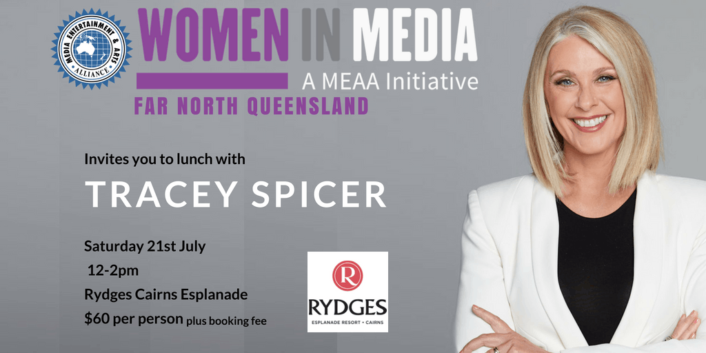 Women in Media Far North Queensland: Tracey S